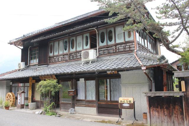 川遊び民宿 おとり家