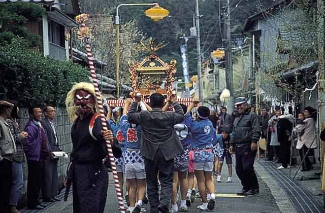 鹿島神社大祭