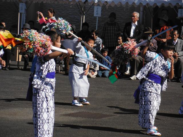 太刀踊り(高知県三原村)