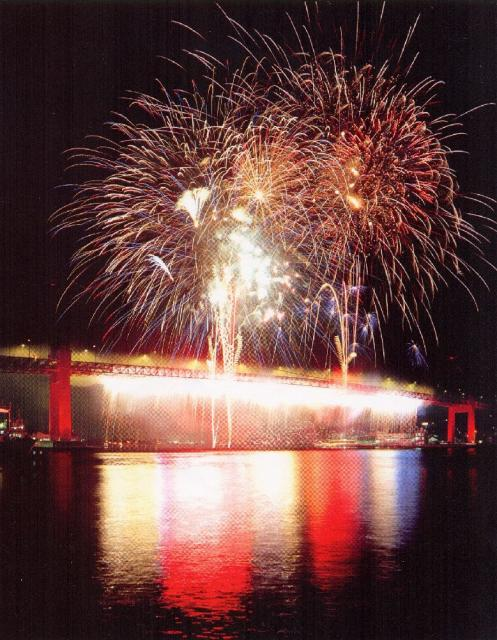 Kukinoumi Fireworks Festival★40100ba2212056001