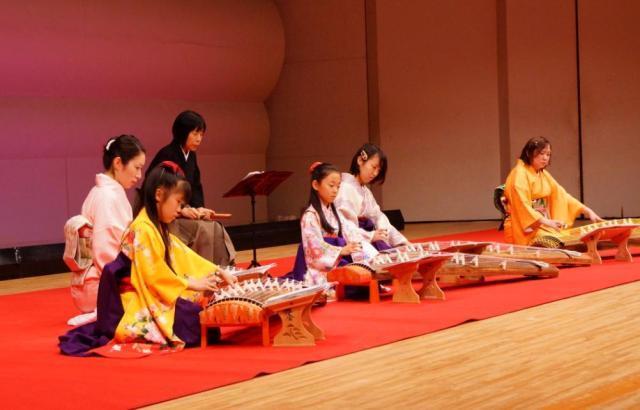 第24回賢順記念くるめ全国箏曲祭