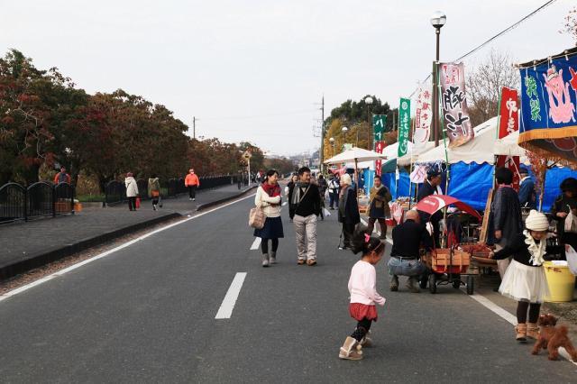 柳坂ハゼ祭り