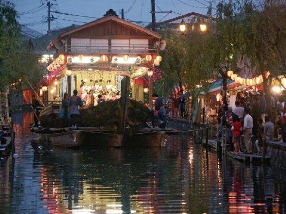 【2021年開催中止】沖端水天宮祭