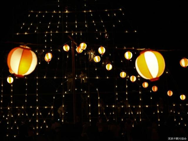 【2020年中止】溝口竃門神社千燈明祭