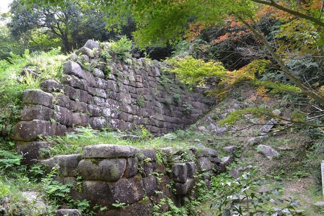 御所ケ谷神籠石