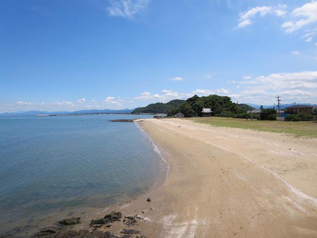 蓑島海水浴場