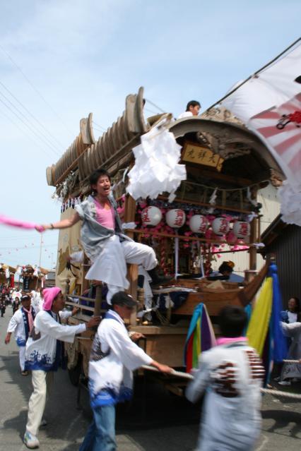 宇島神社春季神幸祭(宇島祇園)