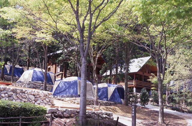 語らいの森 求菩提キャンプ場