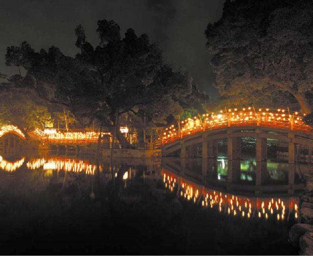 Sentoumyou Thousand lights festival★40221ba2212061714