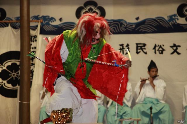 高祖夜神楽