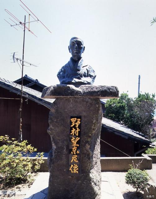 野村望東尼慰霊祭