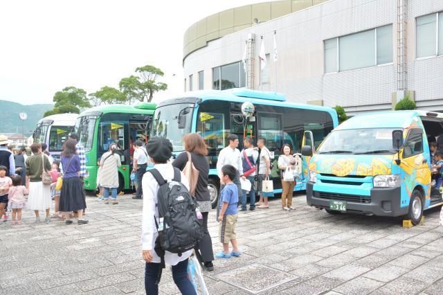 """""""公共汽車的日""""紀念活動"""