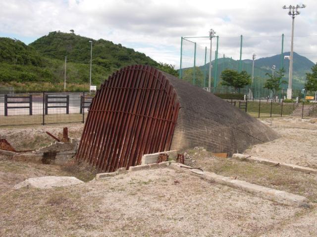 志免鉱業所跡竪坑及び第八坑関連地区