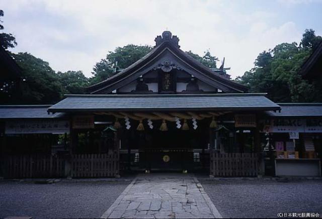 宗像大學公司(邊緣津神社)