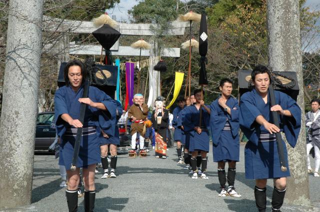 Onamuchi Shrine Autumn Festival (Okunchi)★40447ba2212036719
