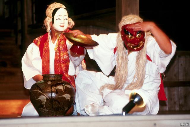 1000, Koishihara candle - light and noh dance dance ...