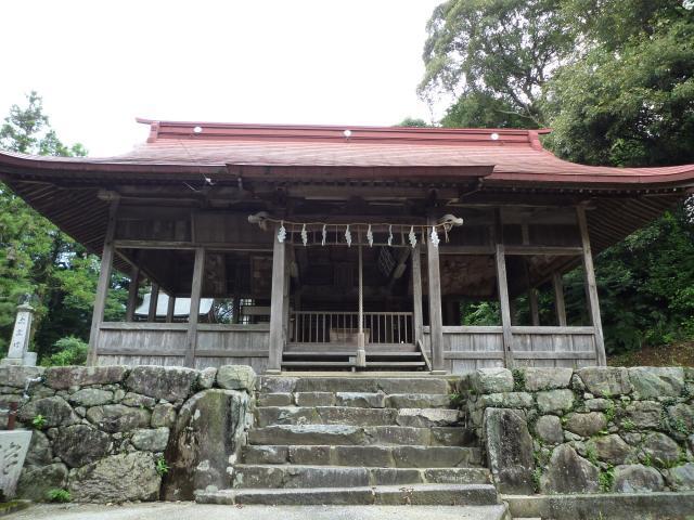 古宮八幡神社