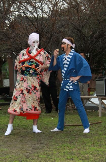 田植祭(福岡県糸田町)