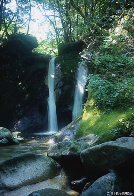 Waterfall of Jabuchi