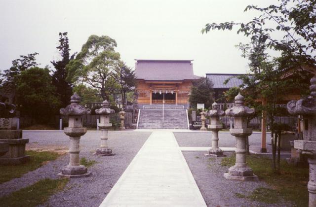 小笠原神社