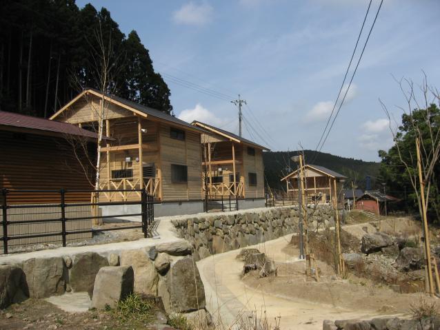 蛇渕キャンプ場~清流の郷帆柱~