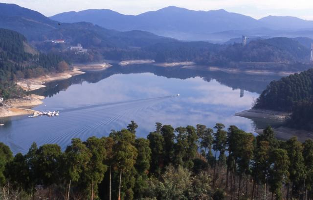 北山湖(体験観光)