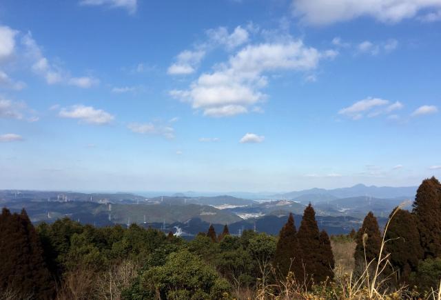大野岳(佐賀県伊万里市)