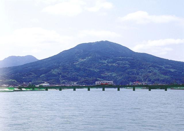 腰岳(伊万里富士)