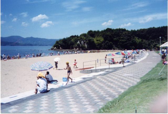 伊万里人工海浜公園 イマリンビーチ