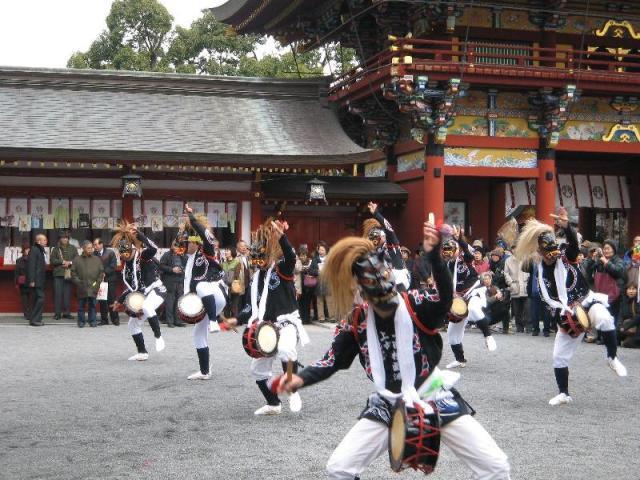 Yutokuinari-jinja Shrine Hatsuuma★41401ba2212036758