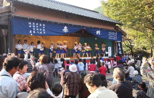 塩田くんち(丹生神社例祭)