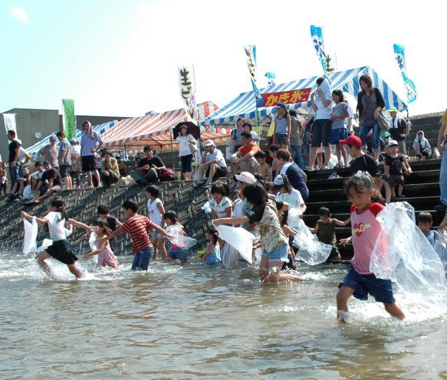 "Yoshinogari-cho ""summer"" contact Festival"