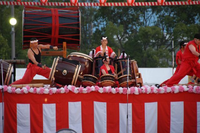 Red hair drum