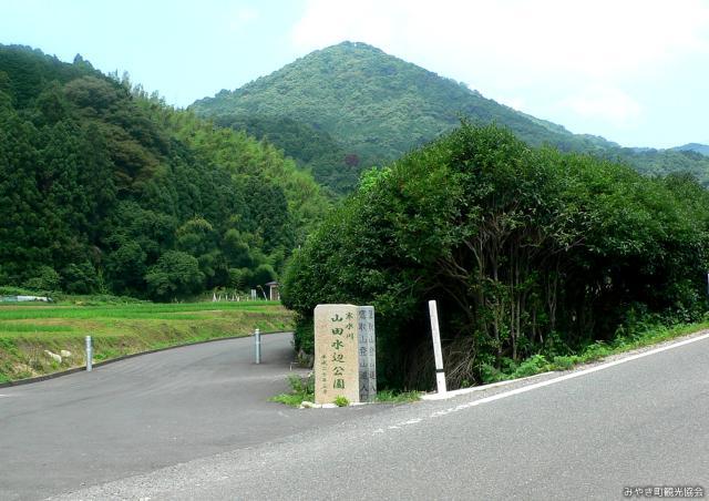 鷹取山(佐賀県みやき町)
