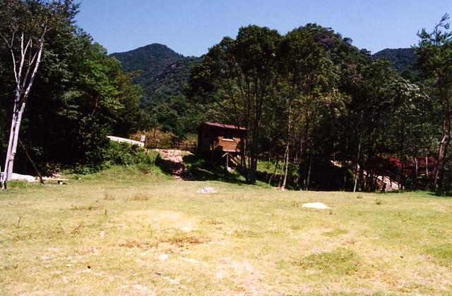 有田ダム公園