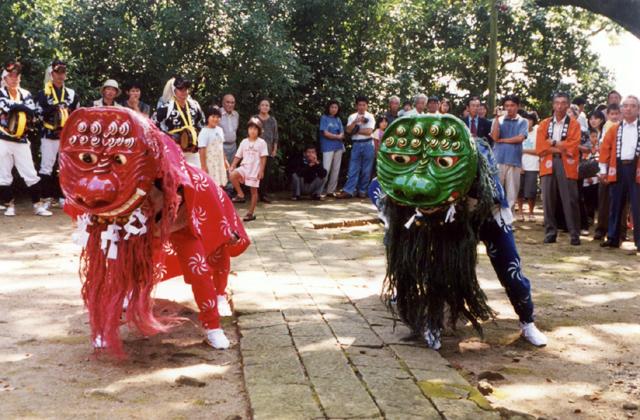 長浜獅子舞