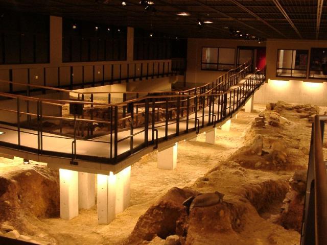 三德·多明戈教會遺跡博物館