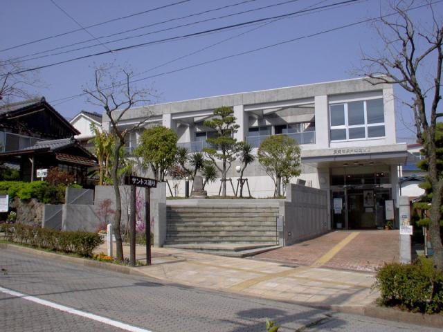 如己堂、永井隆紀念館