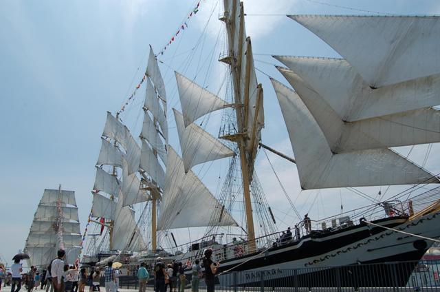 【2020年中止】2020長崎帆船まつり