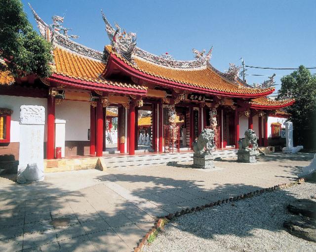 孔子廟・中国歴代博物館