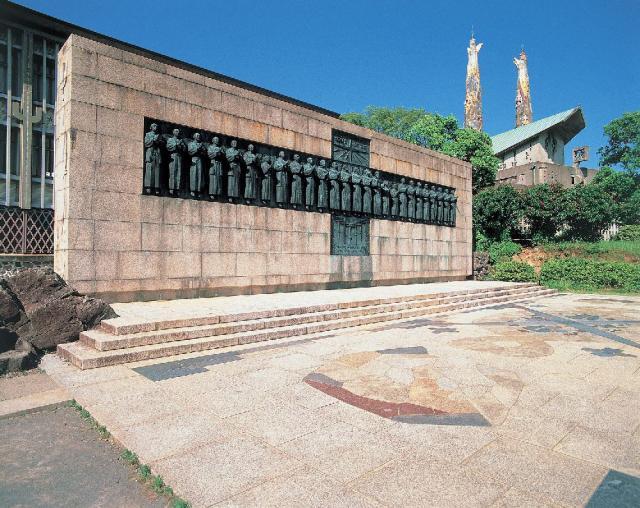 日本26聖人紀念館