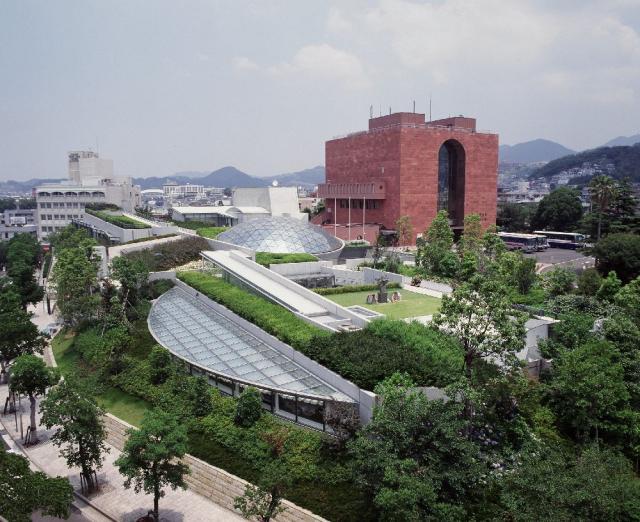 長崎廣島和平紀念資料館