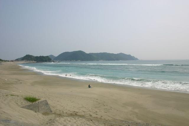 脇岬海水浴場