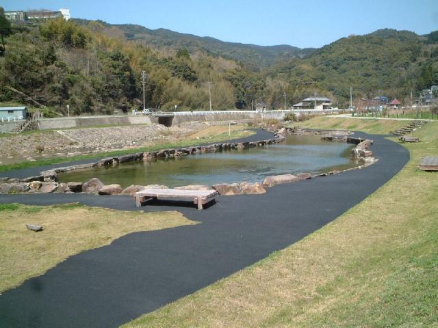 sotome神浦川河川公園
