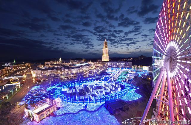 "Huis Ten Bosch ""Kingdom of Light""★IV4222"