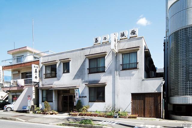藤乃井旅館