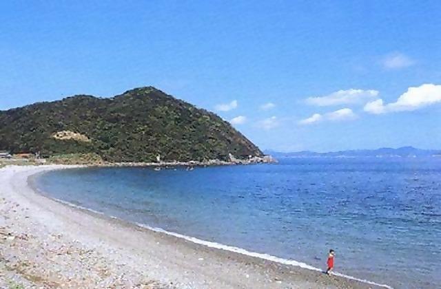 舅ケ島海水浴場