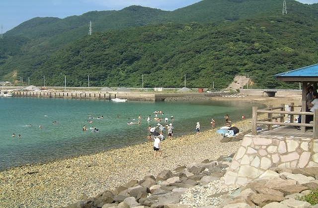 宮の浜海水浴場