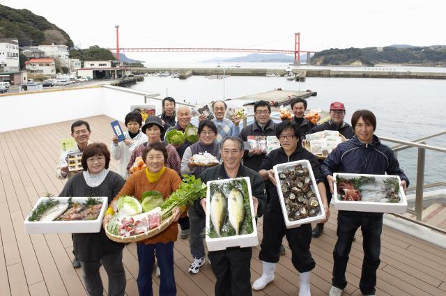 平戸瀬戸市場8周年記念-誕生祭-