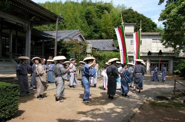 大島村須古踊り